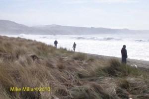 Doran Beach High Tide