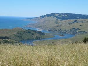 Russian River from Red Hill
