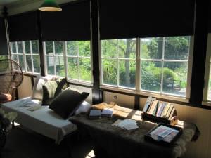 Jack London Park sleeping room