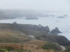 Vista Trail - view to Goat Rock