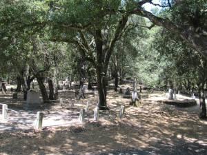 Rural Cemetery Santa Rosa
