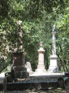 Rural Cemetary monuments