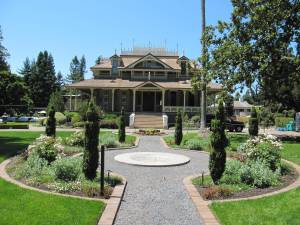 McDonald Mansion Santa Rosa