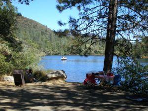 Oak Bottom Trail by Whiskeytown Lake