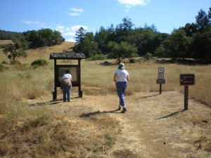 Meadow Trailhead at Sugarloaf