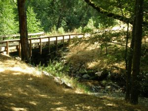 Sonoma Creek Bridge at Sugarloaf