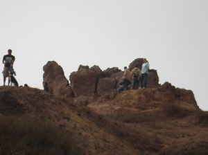 The Jagged Top of Corona Heights
