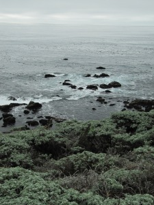 Fort Ross view to the beach