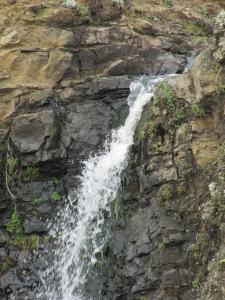 Fort Ross waterfall to beach
