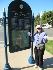Where to? Balboa Park and?