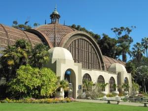 Botanical Building - Balboa Park