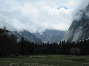 Back on Yosemite Valley floor