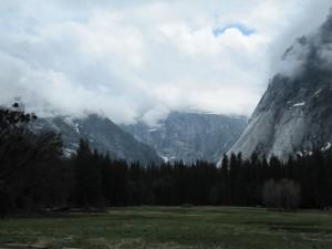 Back on Yosemite Valley floor