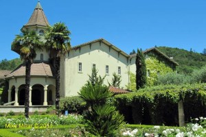 Winery Gardens Chateau St Jean