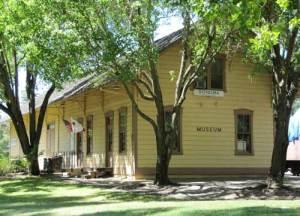 Depot Museum Sonoma