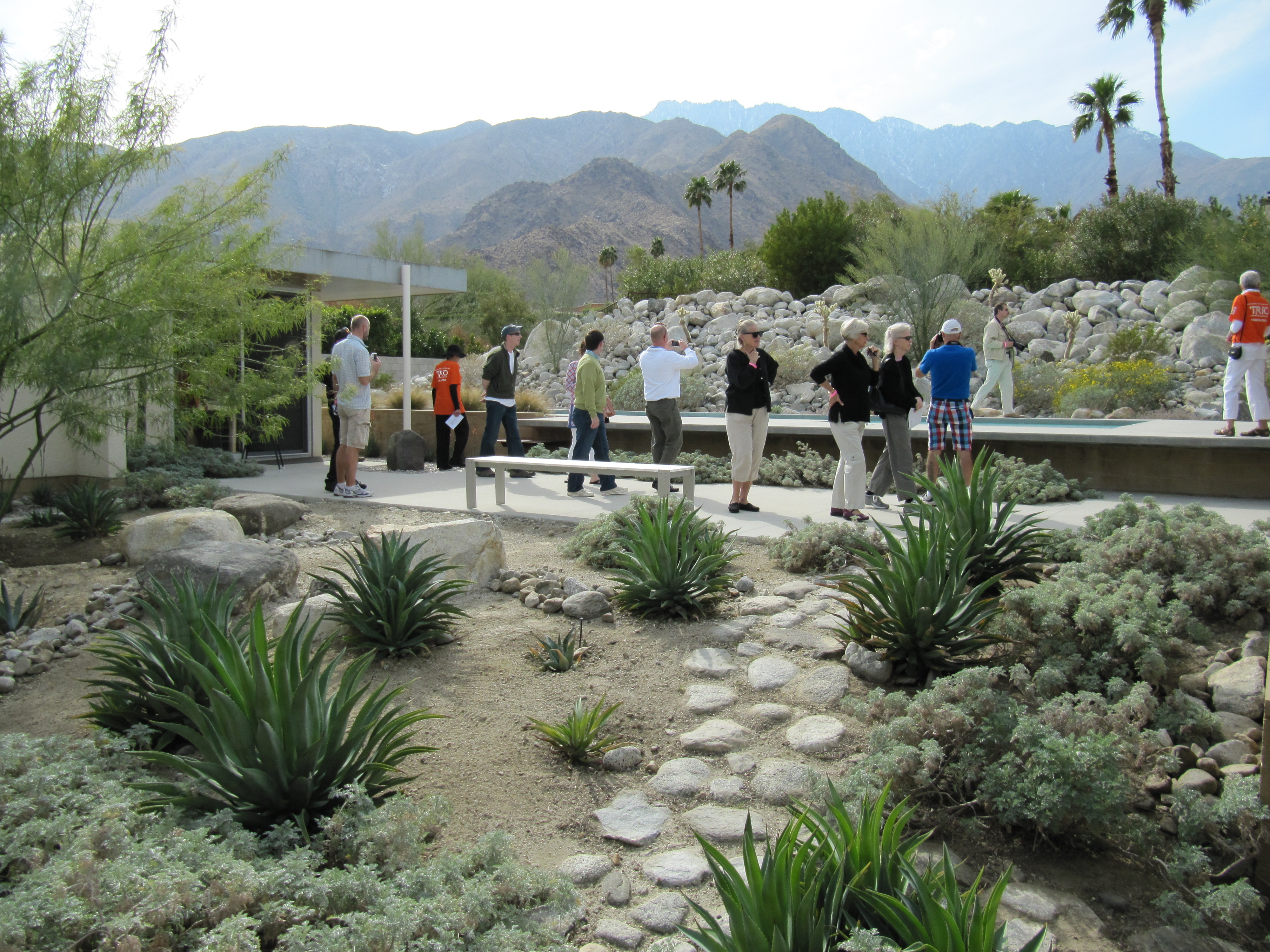 Palm Springs Botanical Garden