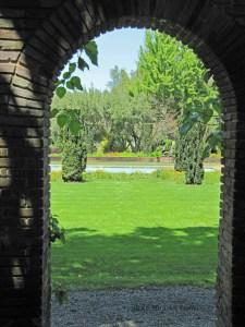 Filoli Arch