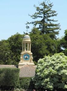 Filoli Clock Tower