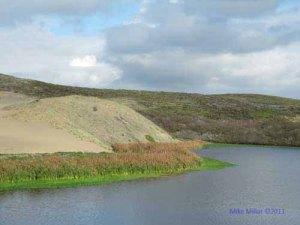 Abbotts Lagoon and Ocean Dune