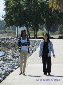 Suisun City walking