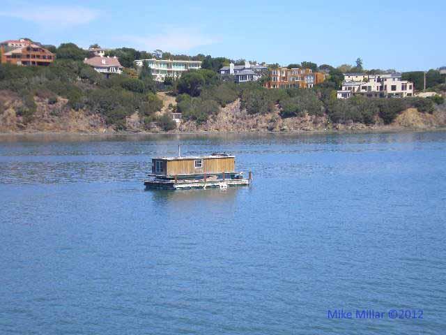 Sausalito Floating Homes