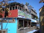 Sausalito Floating Homes - 1970s style
