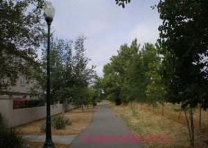 Roseland Creek Trail Start