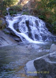 Crystal Falls Whiskeytown Lake