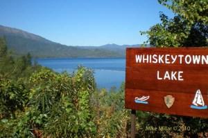 Whiskeytoen Lake