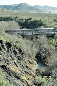 Kortum Trail bridge