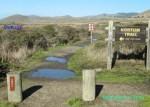 Kortum Trail sign