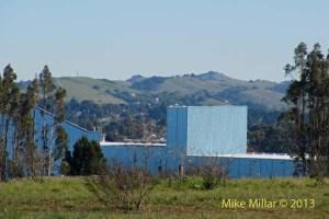 Pt Pinole Bethlehem Steel Building