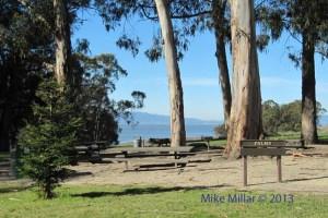 Pt Pinole picnic grounds