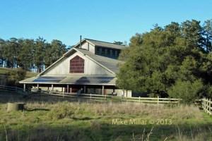 Pt Reyes Bear Valley Visitor Center