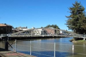Petaluma River turnaround