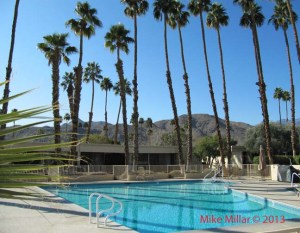 Palm Springs Modernism Week 7 Lakes Pool