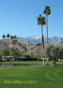 Palm Springs Modernism Week 7 Lakes Golf Course