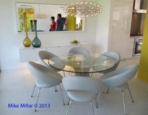 Palm Springs Modernism Week 7 Lakes Dining Room