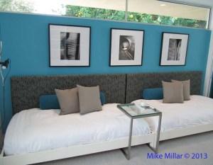 Palm Springs Modernism Week 7 Lakes Bedroom