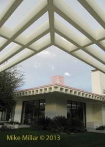 Palm Springs Modernism Week Annenberg Entrance