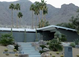 Palm Springs Modernism Week Las Palmas Home
