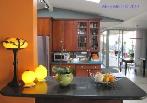 Palm Springs Modernism Week Royal Hawaiin Kitchen