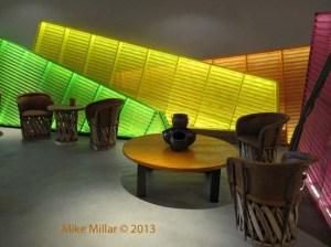 Palm Springs Modernism Week Saguro Interior