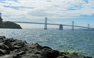 Treasure Island Bay Bridge to SF