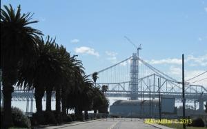 Treasure Island to Bay Bridge