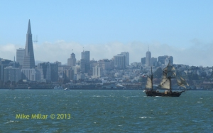 Treasure Island to SF