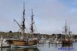 Tall Ships in Bodega Harbor