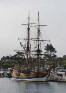 Tall Ship Hawaiian Chieftain