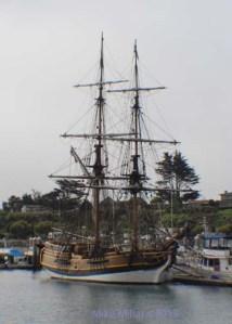 Tall Ship Hawaiian Chieftain