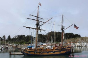 Tall Ship Lady Washington